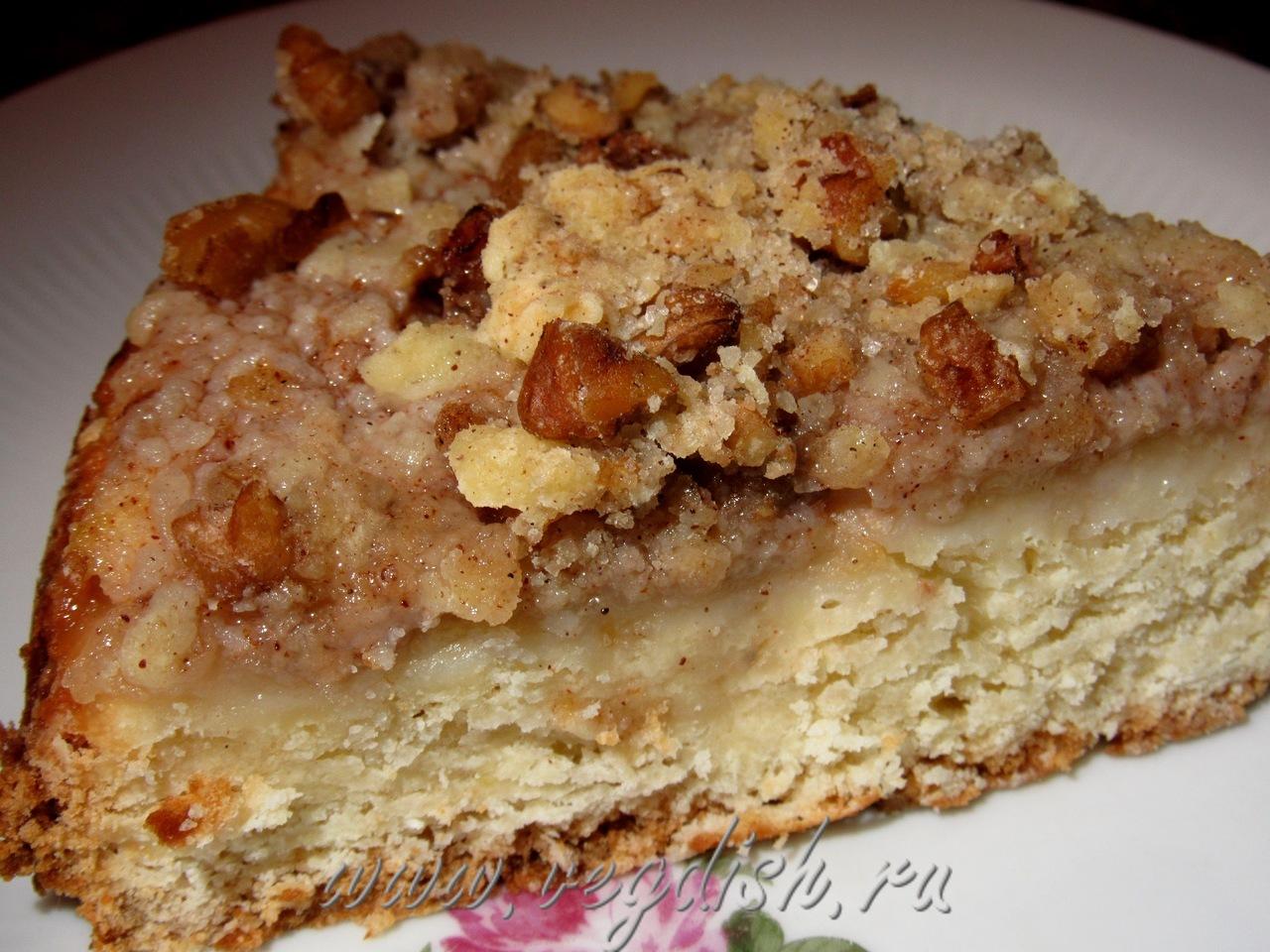 Пирог на маргарине и сметане рецепты с