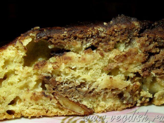 Торт Зебра без яиц